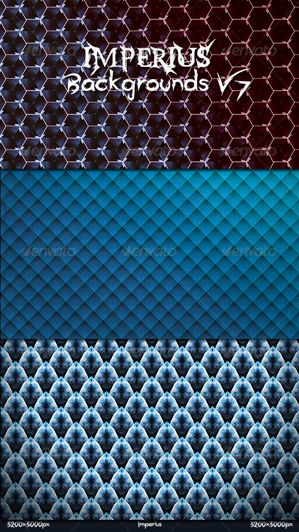 Backgrounds V7 - Patterns Backgrounds