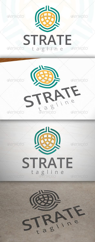 GraphicRiver Strategy Logo 6869874