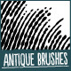 Antique Print Effect Brushes - GraphicRiver Item for Sale