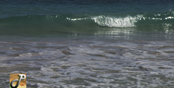 Waves In Tulum