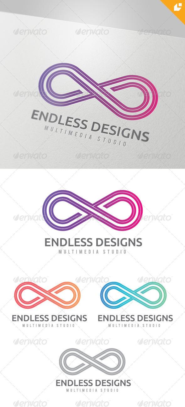 GraphicRiver Endless Designs Logo 6872038