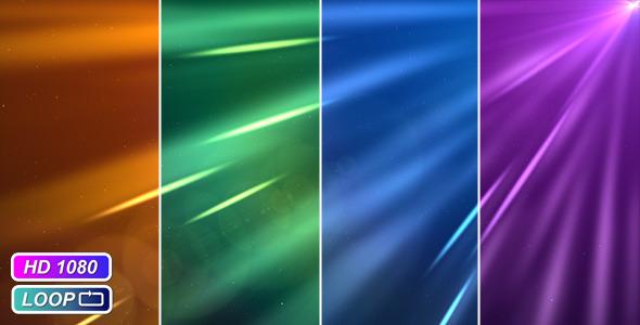 Ambient Light Rays