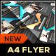 Multipurpose Corporate Flyer Template - Geometric - GraphicRiver Item for Sale