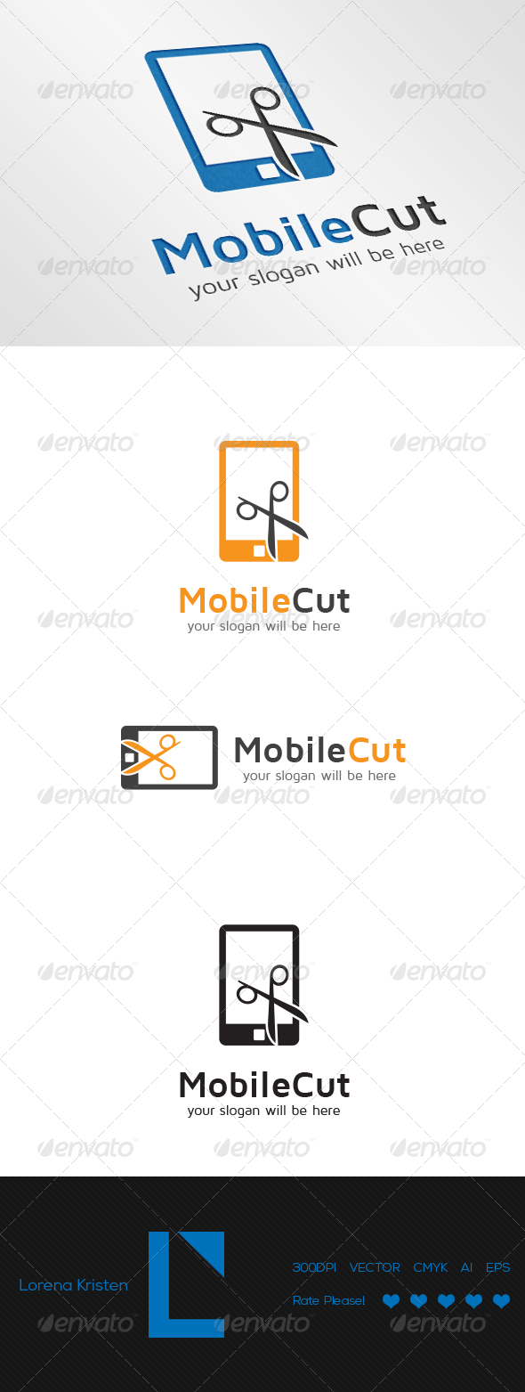 GraphicRiver Mobile Cut 6873212