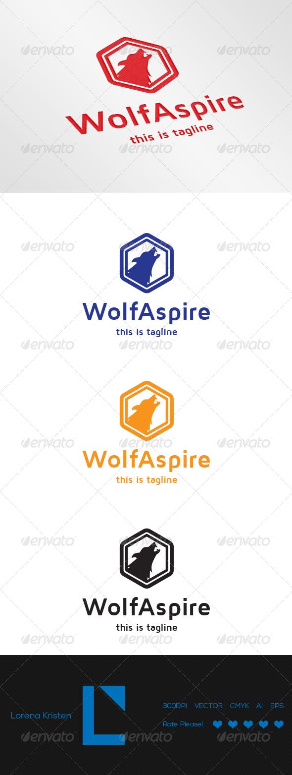 GraphicRiver Wolf Aspire 6873279