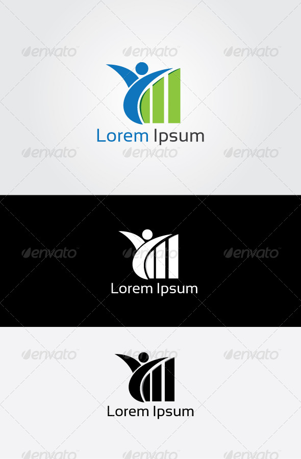 GraphicRiver Market Success Logo 6873301