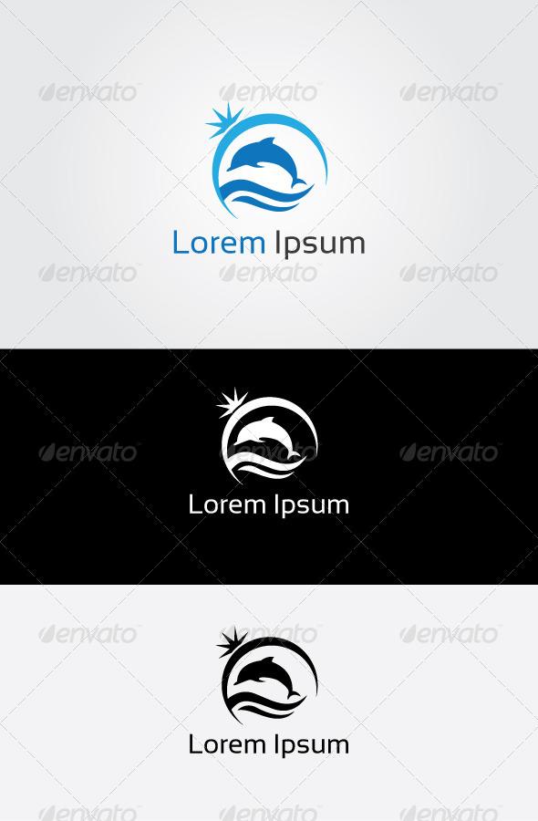 GraphicRiver Ocean Star Logo 6873323