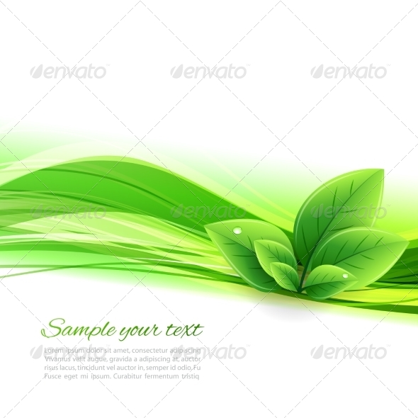 GraphicRiver Abstract Nature Background 6873551