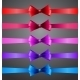 Ribbons with Bows - GraphicRiver Item for Sale