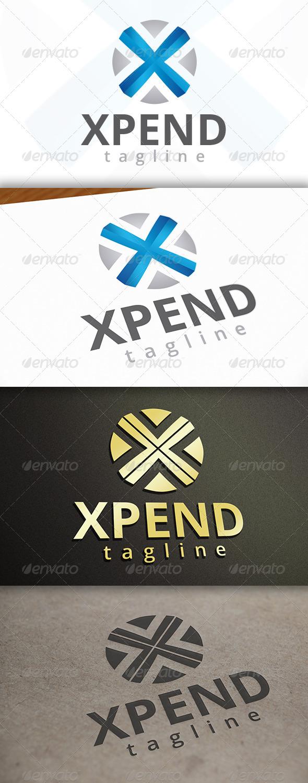 GraphicRiver X Logo 6874848