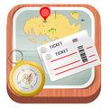travel icon - PhotoDune Item for Sale