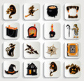 Halloween icon vector - PhotoDune Item for Sale