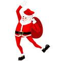 Santa Claus dancing vector - PhotoDune Item for Sale