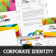 Corporate Identity - Four Links - GraphicRiver Item for Sale
