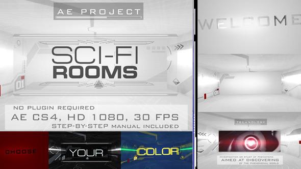 Sci-Fi Rooms