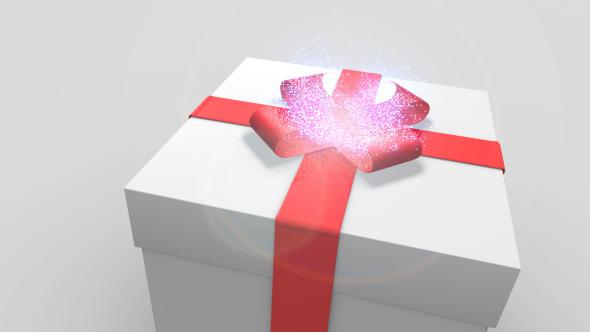 Gift is Opened