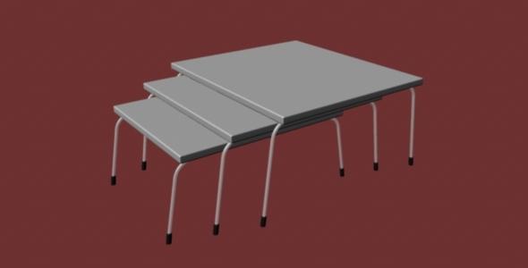 Tripod4 - 3DOcean Item for Sale