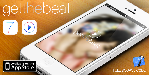 CodeCanyon GetTheBeat 6826524