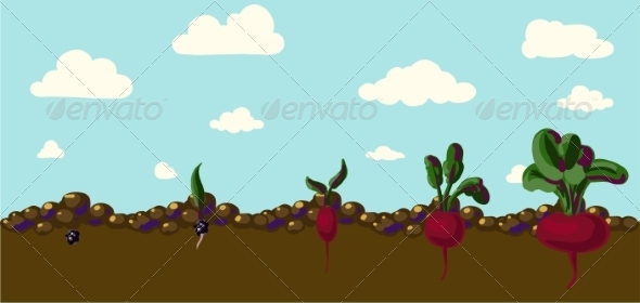 GraphicRiver Garden 6878661