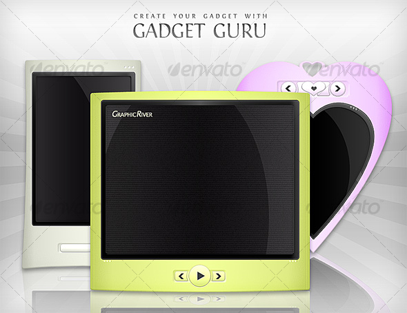 Gadget Guru - Photoshop Add-ons