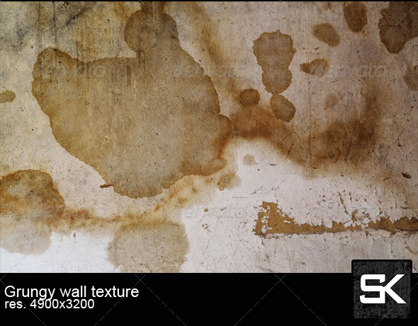 GraphicRiver Grungy Wall 6882272