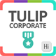 Tulip Corporate Typo - VideoHive Item for Sale