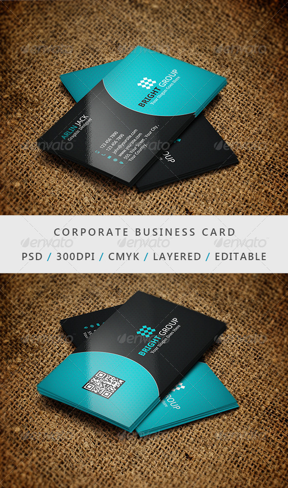 GraphicRiver Business Card 03 6883760