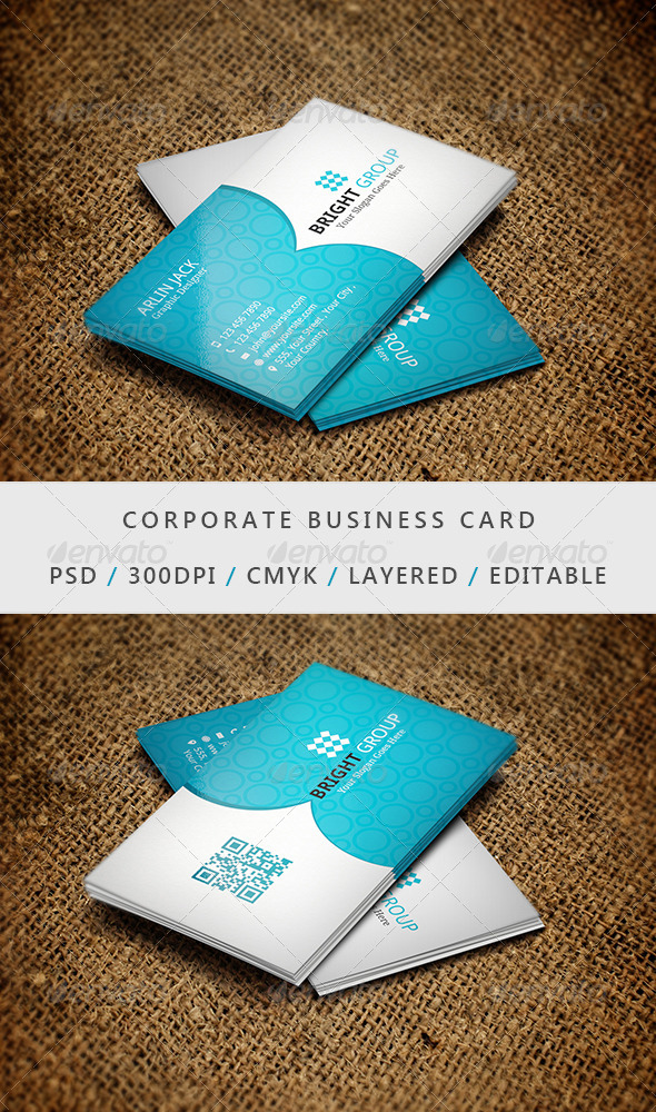 GraphicRiver Business Card 04 6883762