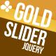 Gold Slider - nakikiramay, Maramihang Antas Slider - WorldWideScripts.net Item para sa Binebenta
