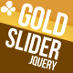 Gold Slider - Responsive, Multiple Level Slider - CodeCanyon Item for Sale