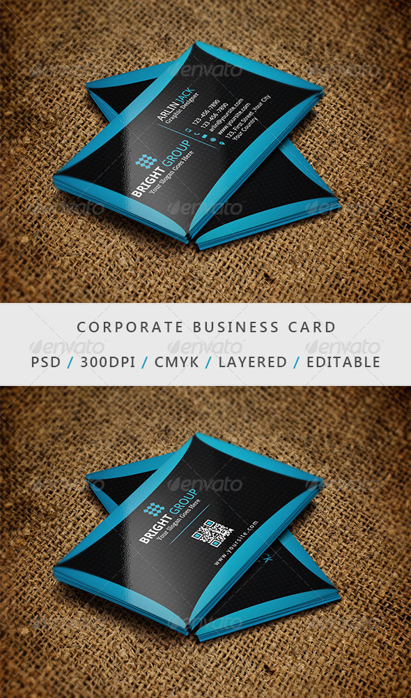 GraphicRiver Business Card 13 6883878