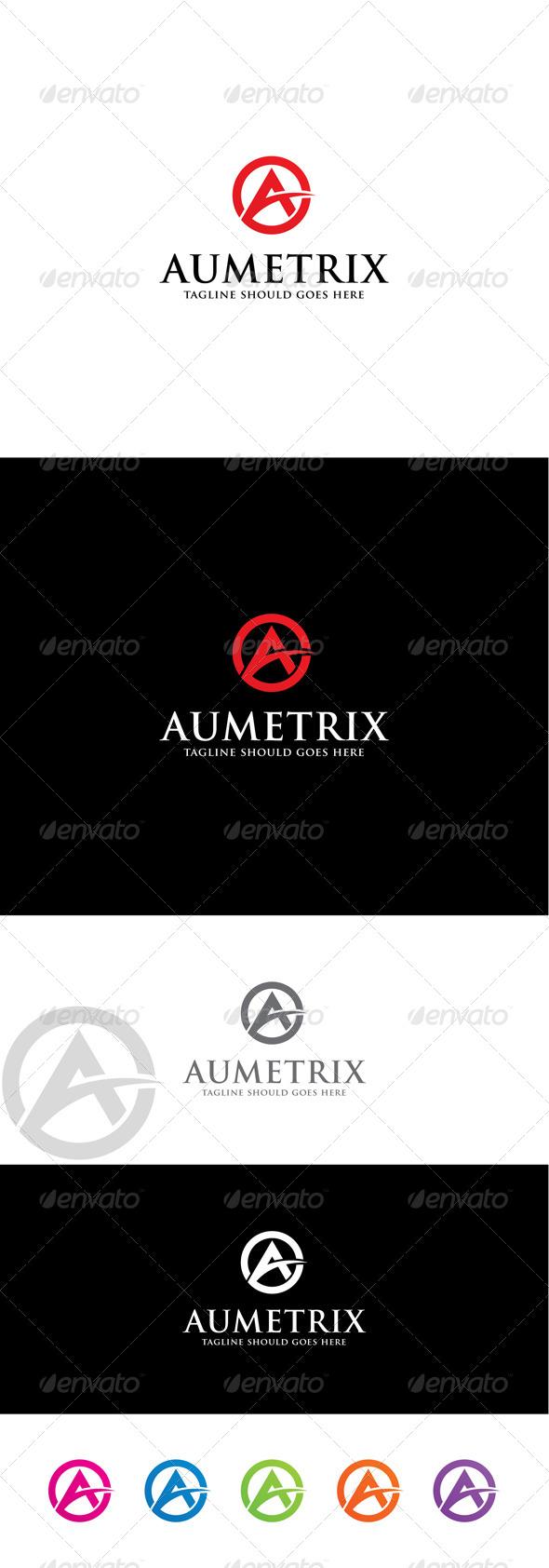 GraphicRiver A Letter Logo Template 6884690