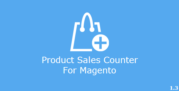 CodeCanyon Product Sales Counter for Magento 6854338
