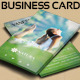 Yoga Center Business Card - GraphicRiver Item for Sale