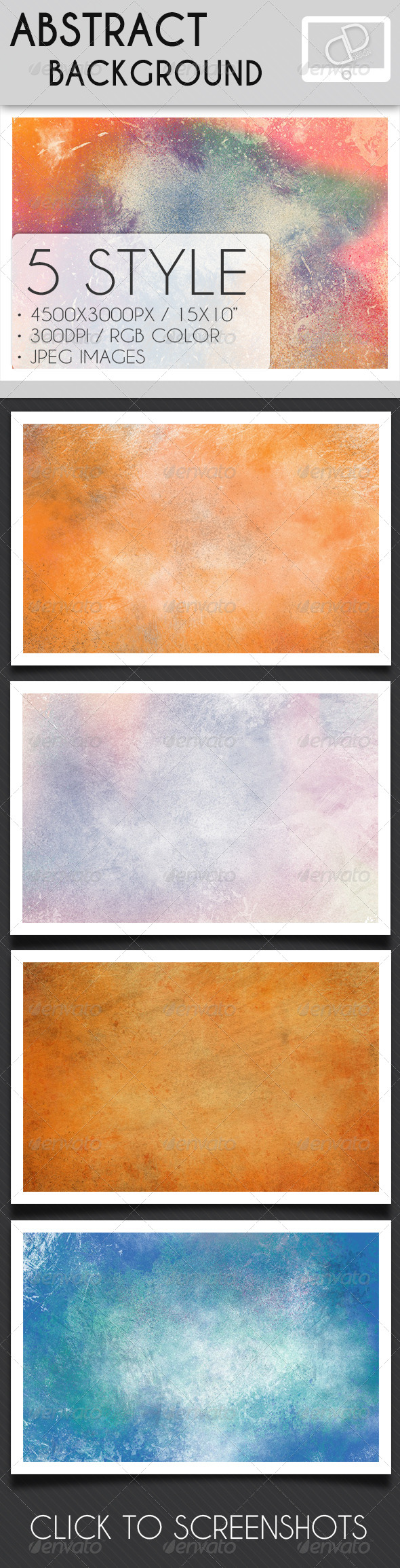 GraphicRiver Abstract Background 6885325