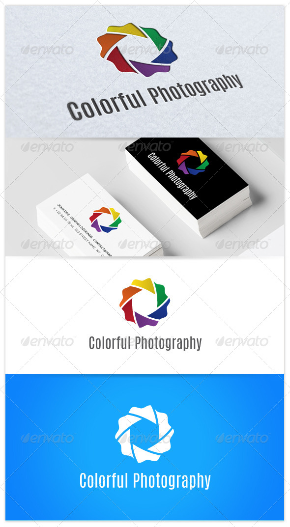 GraphicRiver Colorful Photography 6864313