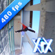 Doing Parkour  - VideoHive Item for Sale