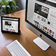 Photorealistic Screen iDevice Mockup v1.0 - GraphicRiver Item for Sale