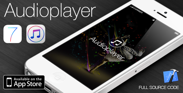 CodeCanyon Audioplayer 6886310