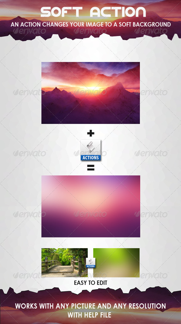 GraphicRiver Soft Action 6887493