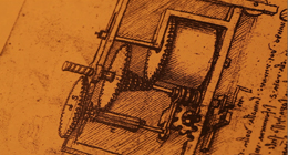 Leonardo's Da Vinci Engineering Drawings