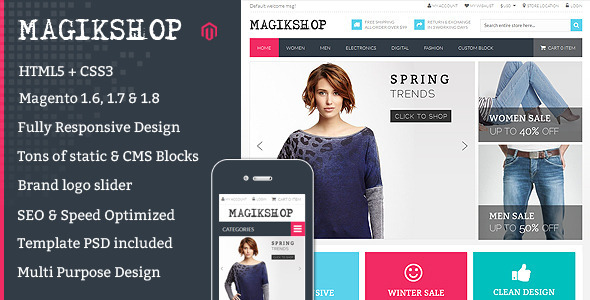 ThemeForest Shop Responsive Magento Theme 6868294