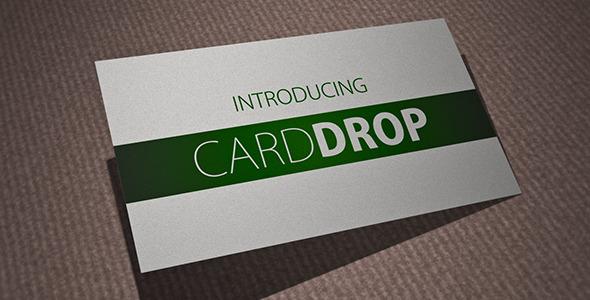 Card Drop