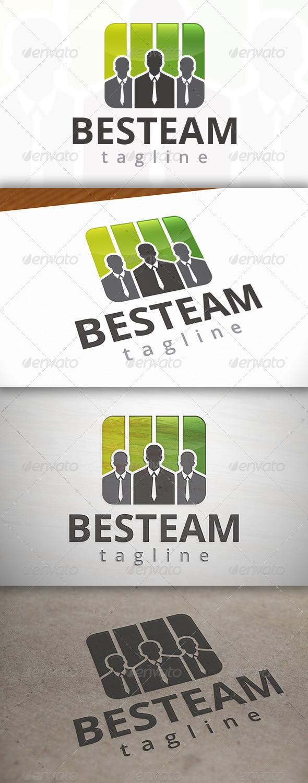 GraphicRiver Best Team Logo 6889092