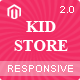 Kid Store Magento Theme - ThemeForest Item for Sale