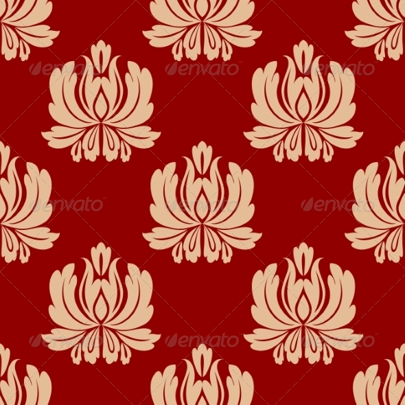 GraphicRiver Floral Pattern 6890791