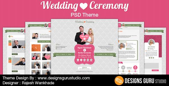 ThemeForest Wedding Ceremony 6711844