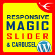 Magic Responsive Slider &Carousel WordPress Plugin - CodeCanyon Item for Sale