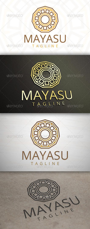 GraphicRiver Maya Logo 6893217