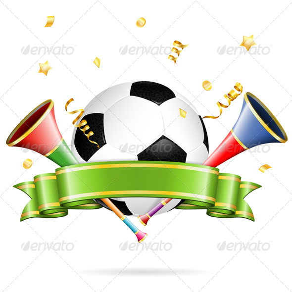 GraphicRiver Soccer Poster 6893876